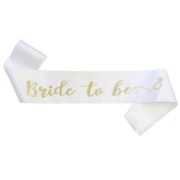 hen party singapore, bride sash singapore, bride to be sash, hen party ideas
